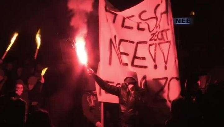 Паразиты разрушают Европу руками беженцев