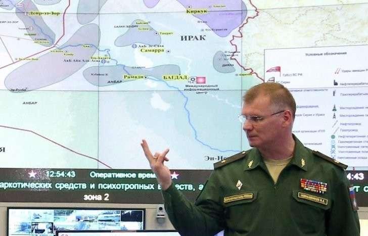 ВКС РФ за четыре дня разбомбили 579 объектов боевиков в Сирии