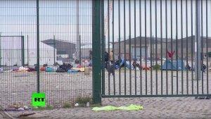 Голландский журналист заявил, что за 25 лет работы он не видел места хуже, чем лагерь в Кале