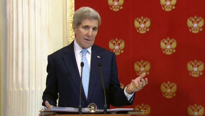 Сергей Лавров и Керри обсудят проблемы в Сирии и на Украине