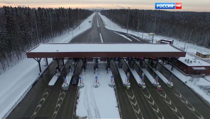 Платная трасса на Зеленоград оказалась слишком дорогой для водителей