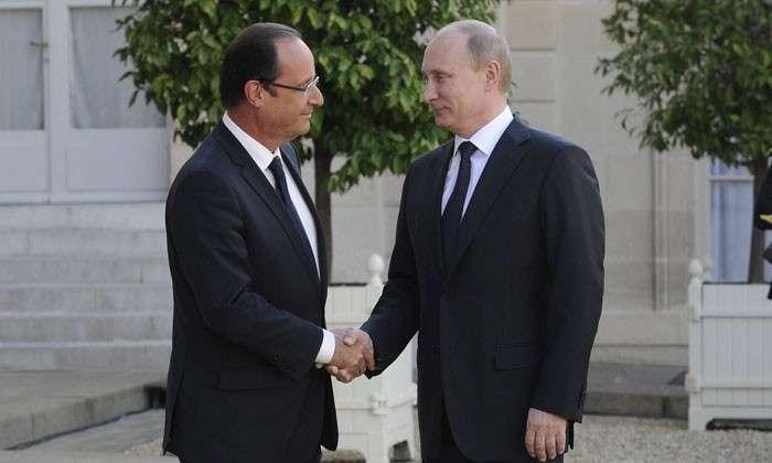 Третий фронт Путина. Поможет ли поездка российского президента в Нормандию снизить градус напряженности в Европе?