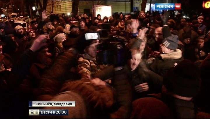 В Молдавии ночью тайно сменилось правительство