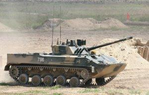 Выпуск БМД-4 перенесен в Волгоград в связи с высокой загруженностью «Курганмашзавода»