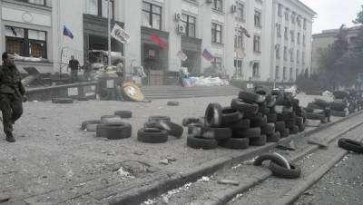Позор и горе Украины