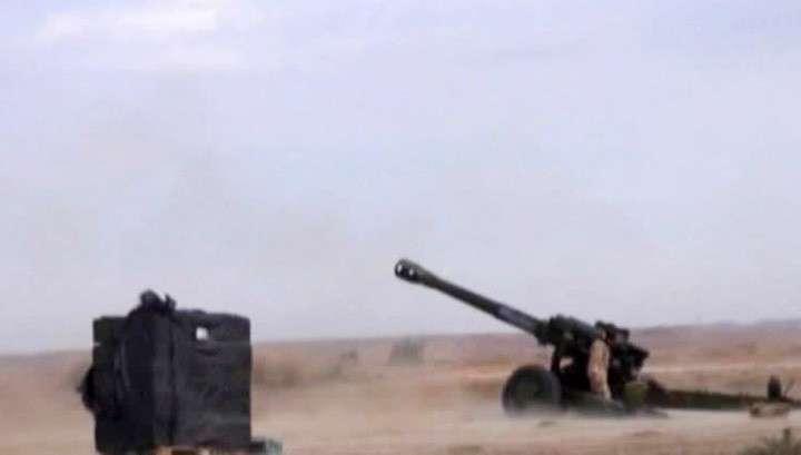 Сирийские войска нанесли мощный удар по террористам в Латакии