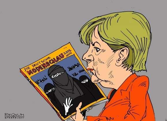 Русские в Германии не хотят молча терпеть насилие