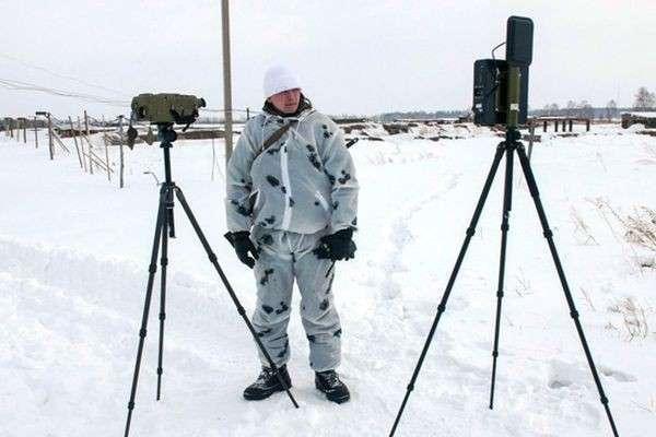 Российский спецназ испытал комплексы «Интриган» и «Ирония»