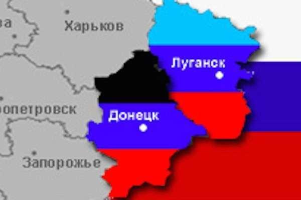 Россия договаривается с Западом об автономии большей части Донбасса