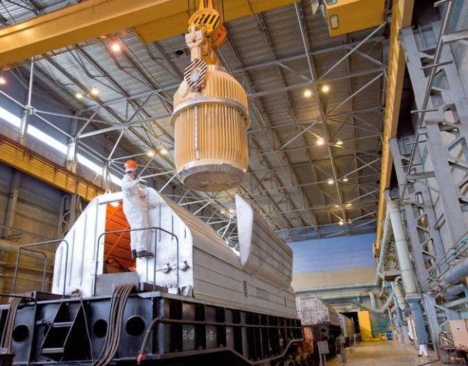 Первая сборка с ядерным «топливом будущего» выпущена в России