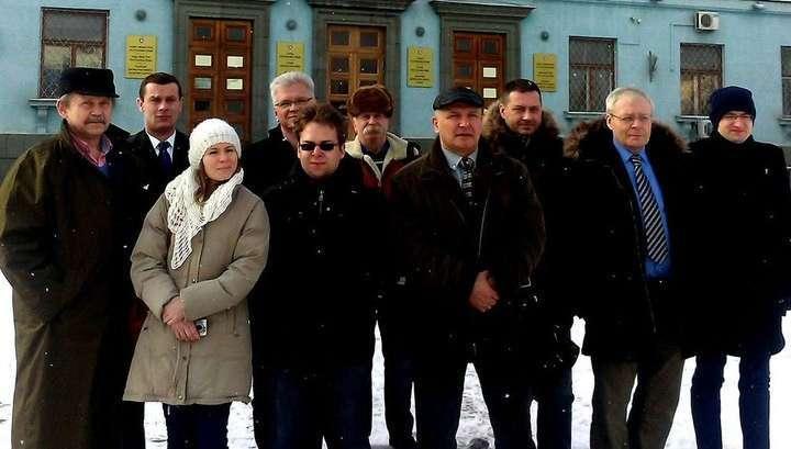 Польские журналисты съездили в Крым и теперь хотят в Чечню - к Кадырову
