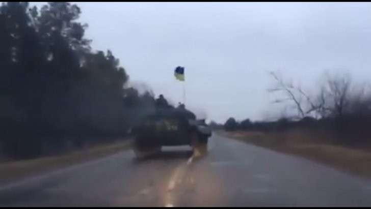 Жуткие хроники Херсощины: каратели расстреливают граждан, население рвёт украинские флаги