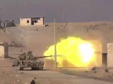 Армия Асада показала, как вырвалась из «петли» ИГИЛ в Дейр-эз-Зоре