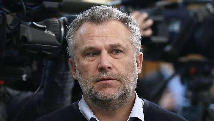 Алексей Чалый подал официальное заявление об отставке
