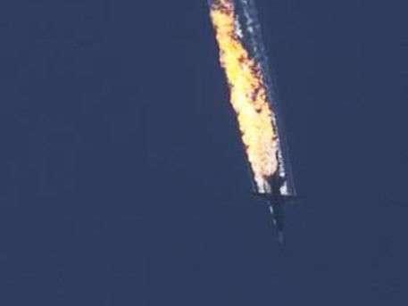 Турция специально сбила Су-24 в день рождения Суворова