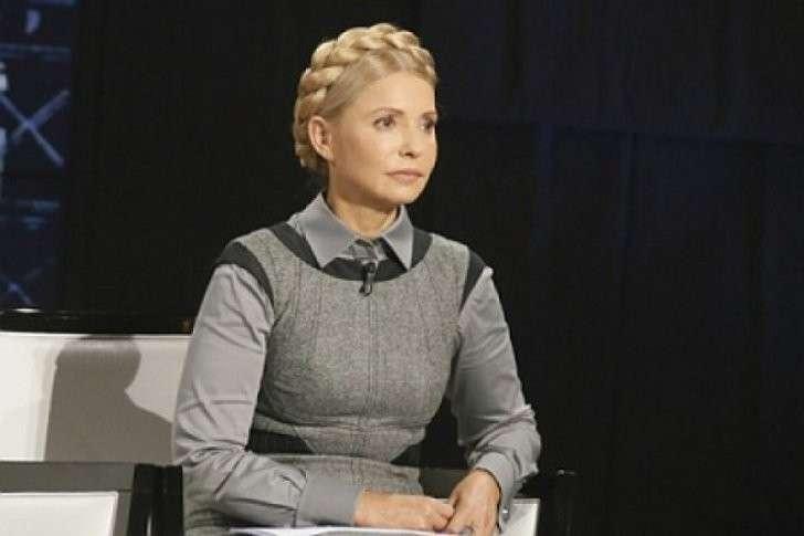 Тимошенко-Капительман вышла на тропу войны против самозванца Сени Яценюка