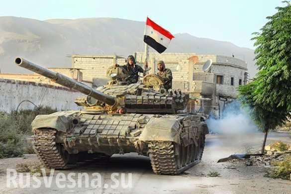 100 дней боёв в Сирии. Что стоит за успехами сирийской армии? | Русская весна