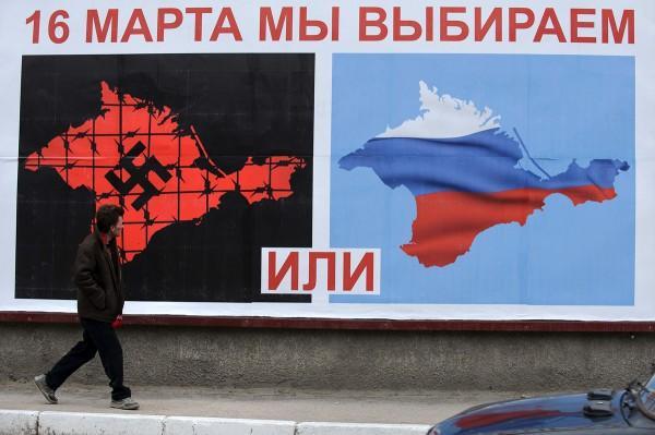 Институт Гэллапа подтвердил объективность крымского референдума