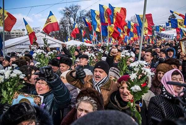 Истекают сроки ультиматума, выдвинутого оппозицией властям Молдавии