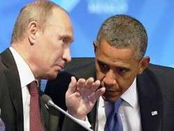 Будучи сам по горло в крови, Вашингтон блеет на Владимира Путина