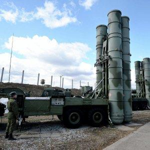 В Подмосковье заступил на дежурство ещё один полк ЗРС С-400