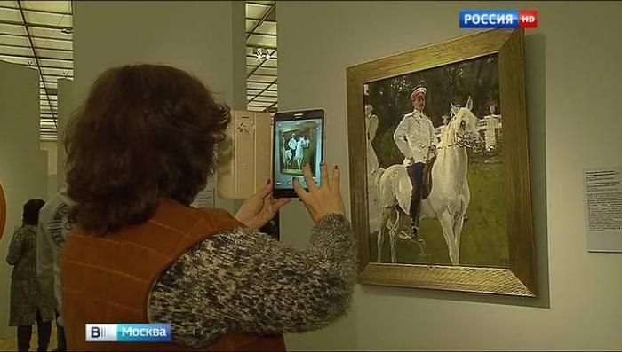 Третьяковская галерея проведет «Ночь Серова»