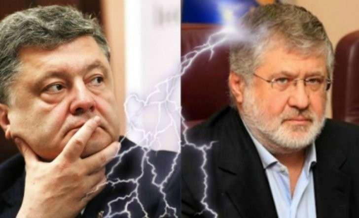 Сожрите друг друга: на Украине раскручивается война между бандитами-олигархами