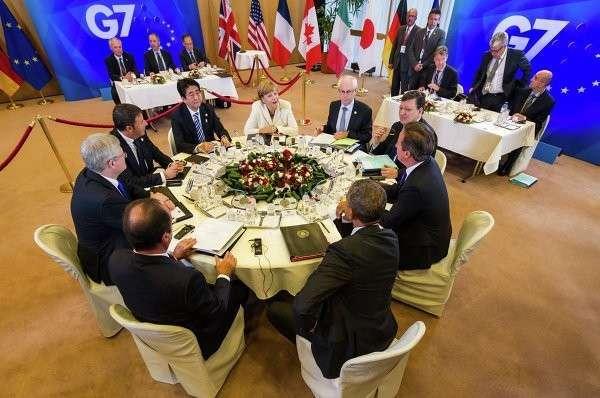 Путин о встрече «семёрки» без РФ: хочу пожелать им приятного аппетита