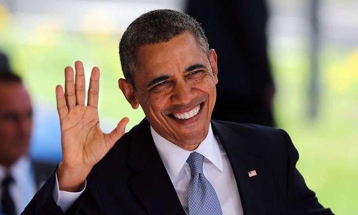 Прожектёр из каменных джунглей. Барак Обама пообещал Украине демократию и процветание