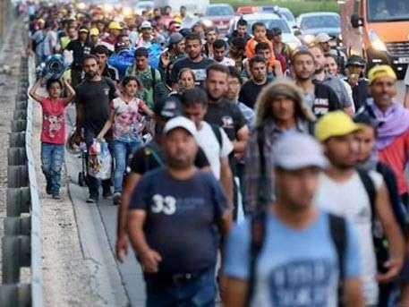 Турция требует у ЕС 5 миллиардов евро на борьбу с мигрантами
