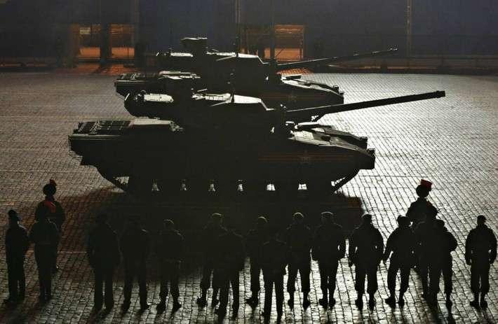 «Армата» — больше не танк, это больше, чем танк