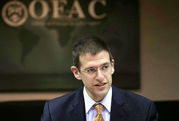 Адам Шубин — человек, отвечающий за политику экономических санкций США Фото: Gary Cameron / Reuters