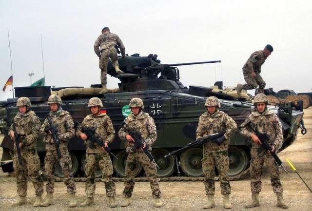 Германия отказалась увеличить военный бюджет по требованию НАТО и США
