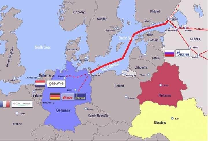 Заставят ли США Германию отказаться от строительства выгодного для неё газопровода?