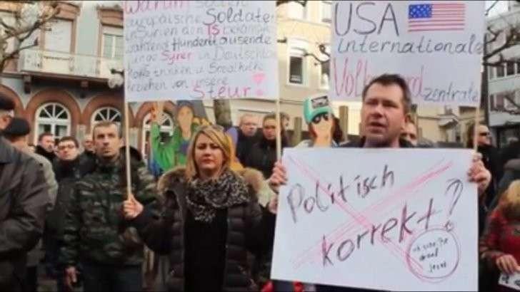 Евреев, эмигрировавших из России, в Германии обозвали «нацистами»