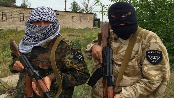 Батальон «Крым» и турецкий след: Анкара финансирует украинских террористов