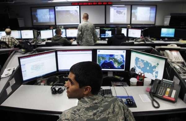 Военный командный центр