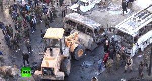 Теракты в Дамаске — это попытка США и Турции отомстить России за успехи сирийской армии