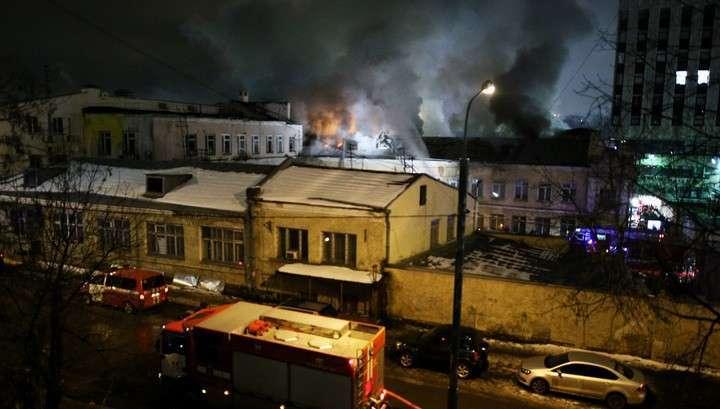 Сгоревший на Стромынке швейный цех арендовал бизнесмен из Киргизии