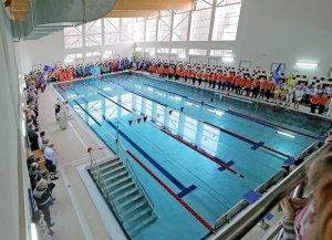 В Коломне (Московская область) открыт физкультурно-оздоровительный комплекс «Атлант» с бассейном