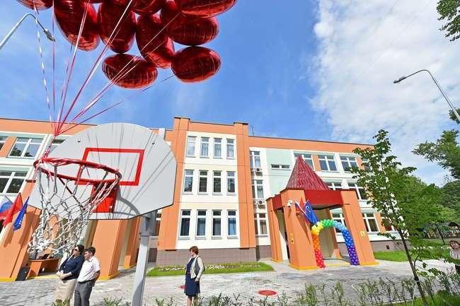 В Москве продолжается строительство новых детских садов