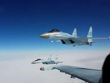 Новейшие Су-35С присоединились к безостановочным ударам по ИГИЛ