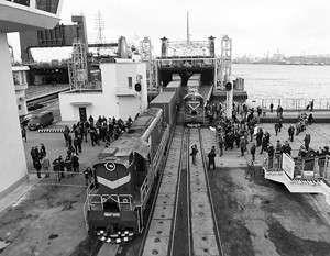 Украина в середине января запустила поезд, чтобы назло России доставить в Китай 20 пустых вагонов. Получилось, но с опозданием