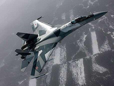 Американцы признали, что российские Су-35С в Сирии им не по зубам