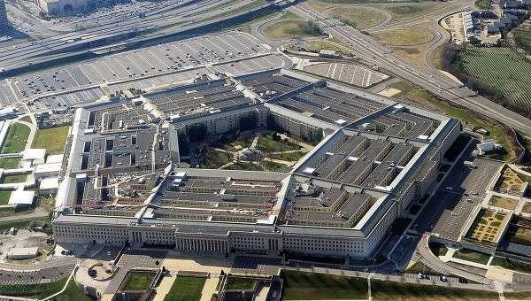 Штаб-квартира Министерства обороны США. Архивное фото.