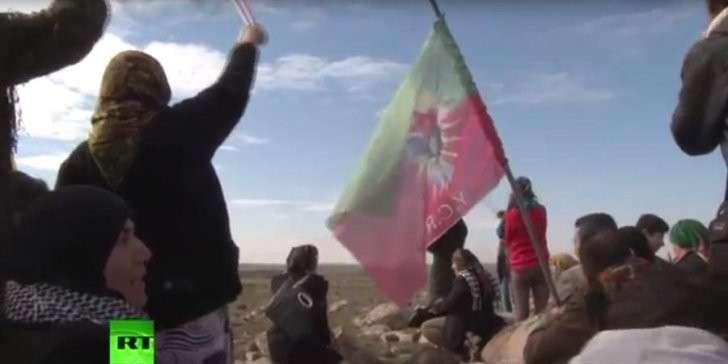 Курды сообщают о вторжении Турции на территорию Сирии