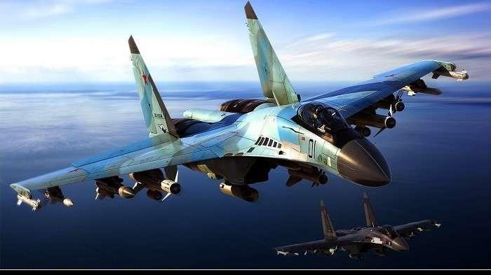 Операция в Сирии сделала Су-35С королем неба