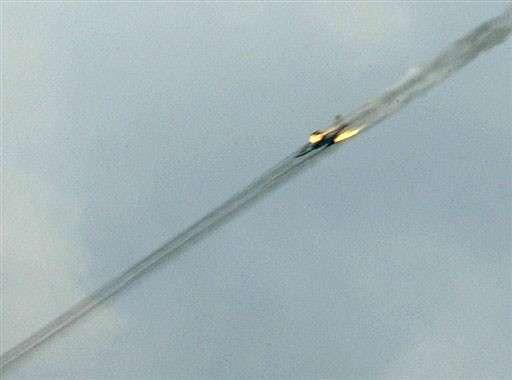 Украинские штурмовики вторглись в воздушное пространство России над Ростовской областью