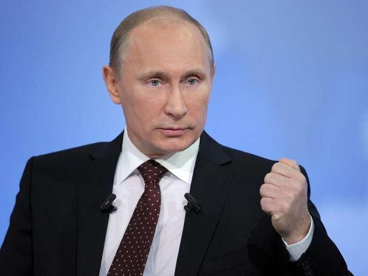 США начали последнюю атаку на Владимира Путина
