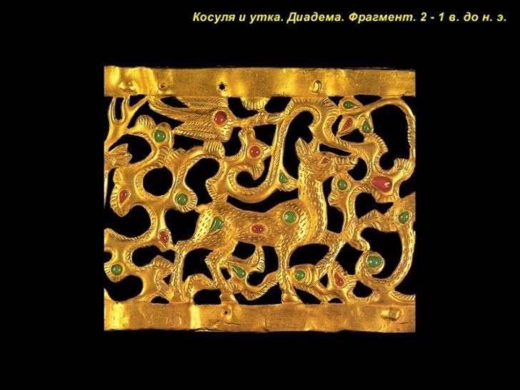 Находки археологов из Сибири